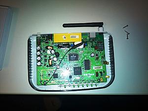 Lucent cellpipe 20A usb modem