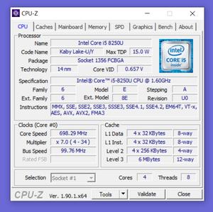 Πατήστε στην εικόνα για να τη δείτε σε μεγέθυνση.  Όνομα:  cpuz4.png Εμφανίσεις:  1 Μέγεθος:  124,6 KB ID: 209250