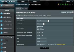 Πατήστε στην εικόνα για να τη δείτε σε μεγέθυνση.  Όνομα:  vpn server advanced.png Εμφανίσεις:  61 Μέγεθος:  122,3 KB ID: 156322